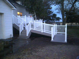 Custom Decks and Railings by Cronkhite Home Solutions