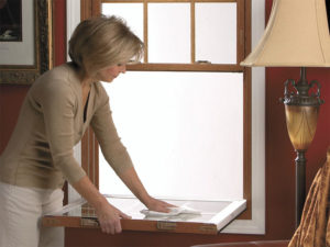Easy To Clean Replacement Windows by Cronkhite Home Solutions