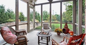 Outdoor Living Spaces by Cronkhite Home Solutions