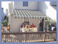 Awnings, Decks & Patio Covers