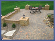 Patio Pavers, Patios, Decking & Landscape