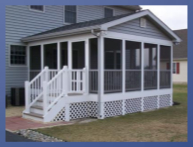 Porch Enclosures, 3 & 4 Season Rooms, Sunrooms and more