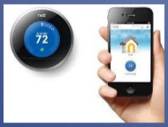 Nest Thermostat - Programmable From Your Smartphone Or Tablet