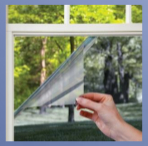 Energy Make-Over Reflective Window Film