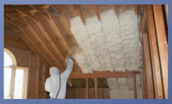 Spray In Insulation For Home Energy Savings