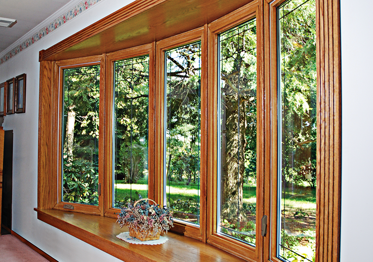 Bow & Bay Replacement Windows from Park Avenue Window Collection