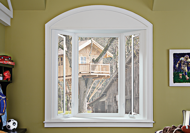 Bow & Bay Windows from Cronkhite Home Solutions